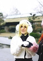 Cosplay-Cover: Naminé ( Christmas Town)