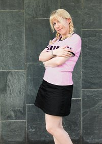 Cosplay-Cover: Baby Spice / Emma [Spice World]