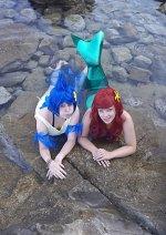 Cosplay-Cover: Arielle (Mermaid Vers.) (old)