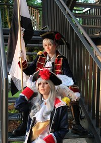 Cosplay-Cover: Prussia female