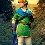 Cosplay: Link - Hyrule Warriors