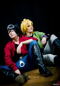 Cosplay-Cover: Gareki (Niji Forest)
