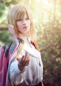 Cosplay-Cover: Howl Jenkins Pendragon【 ハウル 】