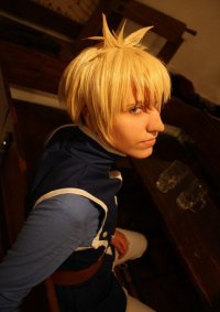 Cosplay-Cover: Flynn Scifo [The First Strike]