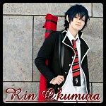 Cosplay-Cover: Rin Okumura [Winteruniform]