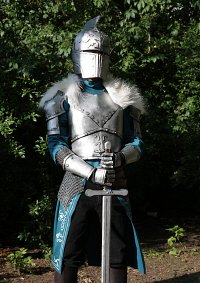 Cosplay-Cover: Faraam-Knight
