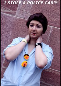Cosplay-Cover: Phil Wenneck (Hangover)