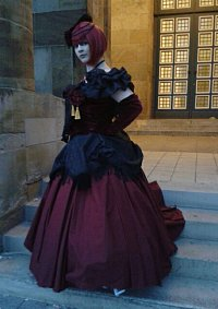 Cosplay-Cover: Madame Red/Angelina Durless (Chapter 100 Jubiläums