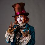 Cosplay: Young Hatter