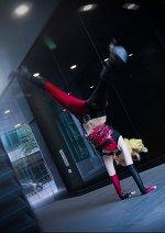 Cosplay-Cover: Harley Quinn [Arkham City]