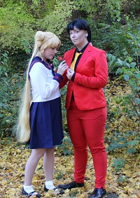 Cosplay-Cover: Seiya Kou