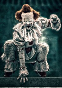 Cosplay-Cover: Pennywise