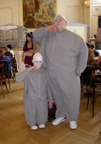 Cosplay-Cover: Dr. Evil (Austin Powers)