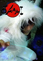 Cosplay-Cover: Amaterasu (Wolfs Form)
