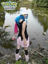 Cosplay-Cover: Hikari / Lucia