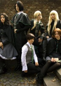 Cosplay-Cover: Narcissa Black (Marauders-Time)