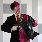 Cosplay-Cover: Two-Face [Tommy Lee Jones, Variante 1]