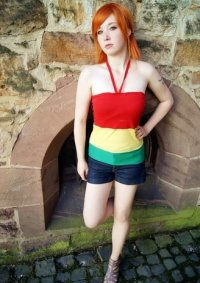 Cosplay-Cover: Nami (Strong World)