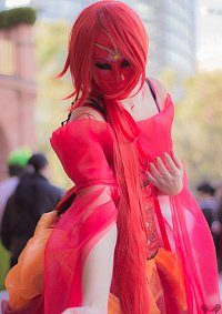 Cosplay-Cover: Firequeen