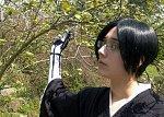 Cosplay-Cover: Ishida Uryuu [Shinigami]