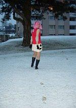 Cosplay-Cover: Haruno Sakura [Shippuuden]
