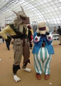 Cosplay-Cover: Vivi [FFIX]