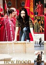 Cosplay-Cover: Bella Swan - Volterra Italien (New Moon)