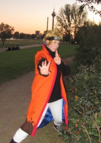 Cosplay-Cover: Naruto 6.Hokage