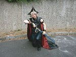 Cosplay-Cover: Yami no Yugi (Duelist of the rose)