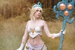 Cosplay-Cover: Classic Janna