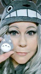 Cosplay-Cover: Totoro (Gijinka)