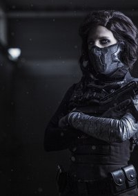 Cosplay-Cover: Fem. Winter Soldier