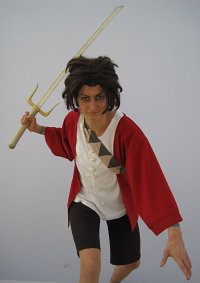 Cosplay-Cover: Mugen