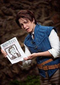 Cosplay-Cover: Eugene Fitzherbert (Flynn Rider)