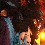 Cosplay: Hatsune Miku [Halloween Aoki Version]