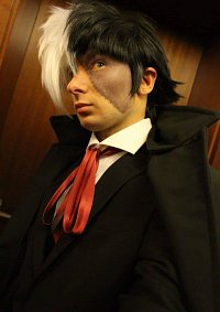 Cosplay-Cover: Dr. Black Jack
