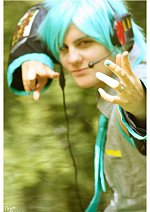 Cosplay-Cover: Mikuo