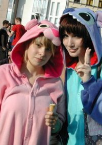 Cosplay-Cover: pink panther