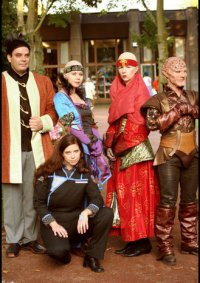 Cosplay-Cover: G'Kar (Babylon 5)