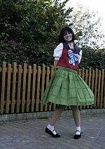 Cosplay-Cover: Hotaru Mugen Sommer Schuluniform