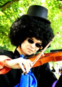 Cosplay-Cover: Brook (50 years before ~ Rumba Pirates)