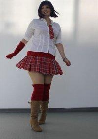 Cosplay-Cover: Yuuno Arashiko
