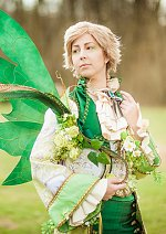 Cosplay-Cover: Absinth Fairy (male)