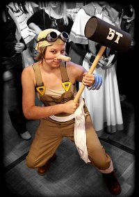 Cosplay-Cover: Usopp