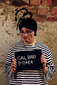 Cosplay-Cover: Mr. 3 / Gal Dino [Impel Down]