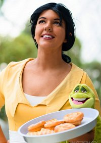 Cosplay-Cover: Tiana