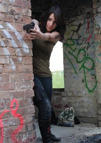 Cosplay-Cover: Maggie Greene