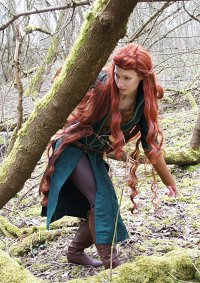 Cosplay-Cover: Tauriel (Remake)