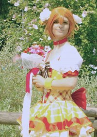 Cosplay-Cover: Rin Flower Bouquet