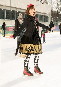 Cosplay-Cover: Porcelain Doll on Ice~